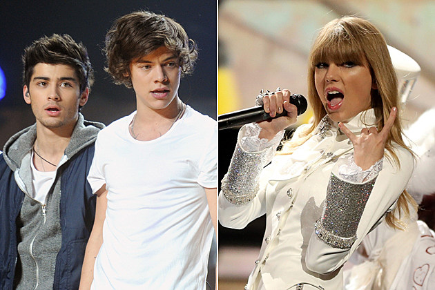 One Direction Taylor Swift