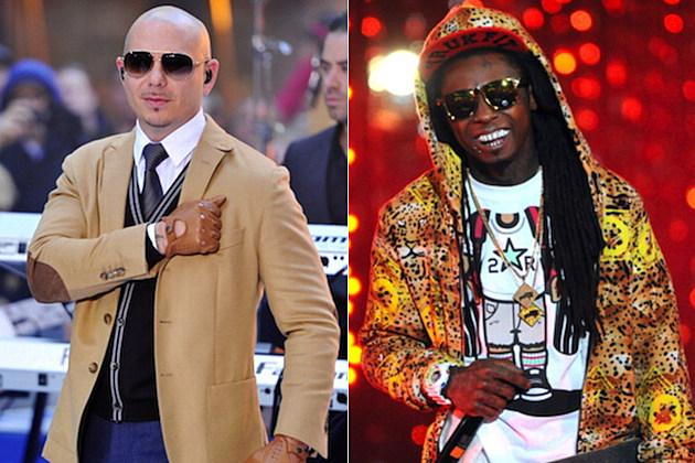 Pitbull Lil Wayne