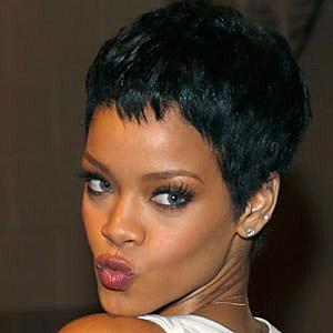 The mega short, black pixie has quickly become Rihanna's signature ...