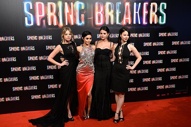 Madrid Spring Breakers Premiere