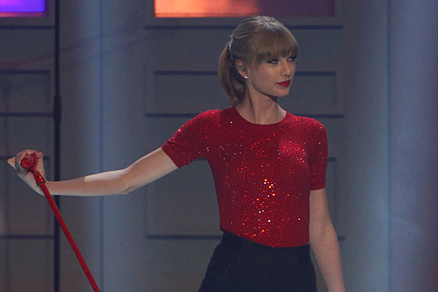 Taylor Swift 22 2013 Grammys Performance
