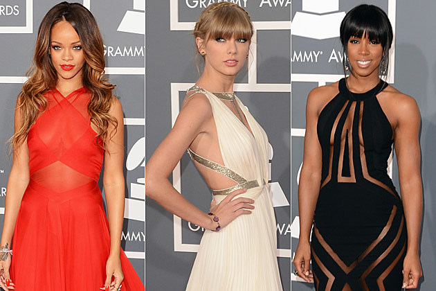 Rihanna Taylor Swift Kelly Rowland