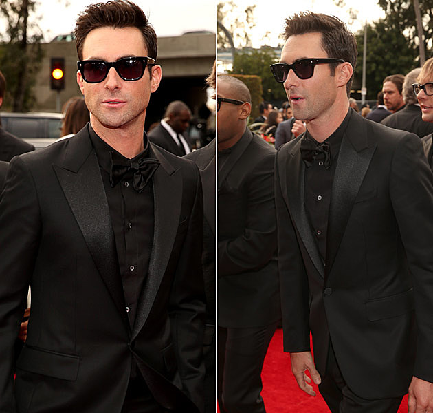 Adam Levine Grammys