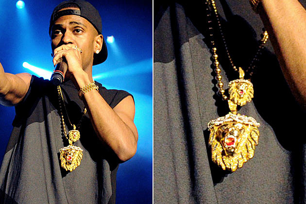 Big Sean Chain