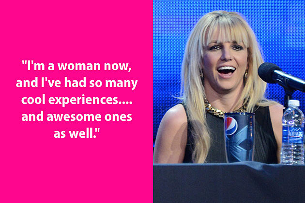 Britney Spears Dumb Quote