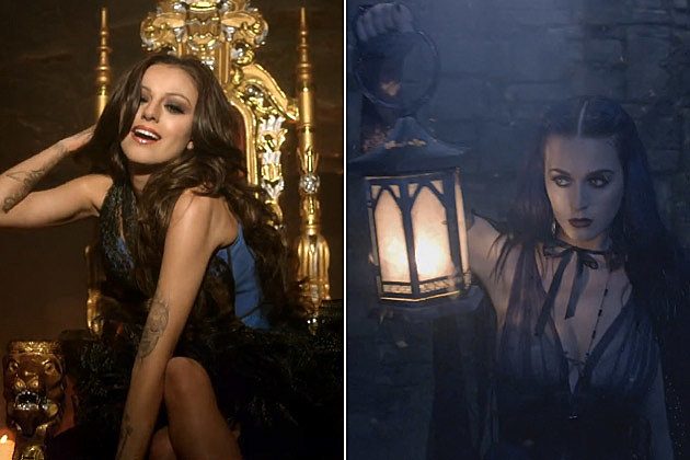 Cher Lloyd Katy Perry