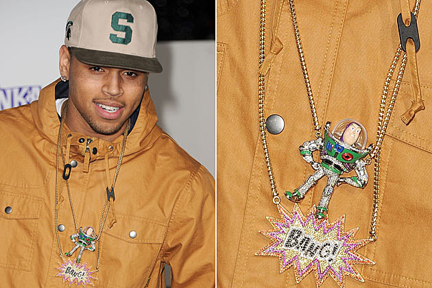 Chris Brown Chain