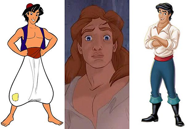 Aladdin The Beast Prince Eric