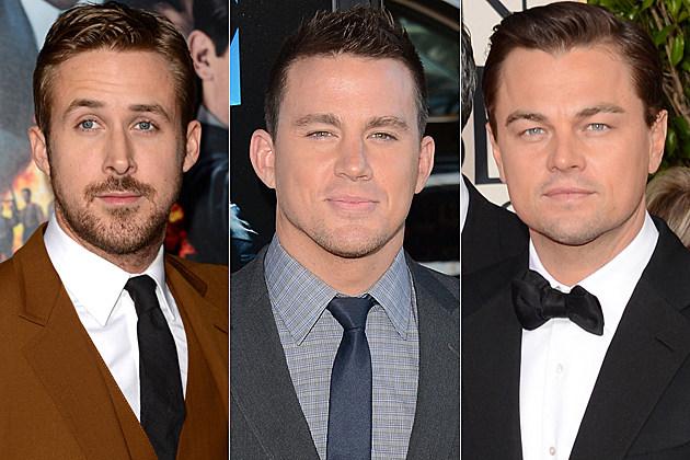 Ryan Gosling Channing Tatum Leonardo DiCaprio