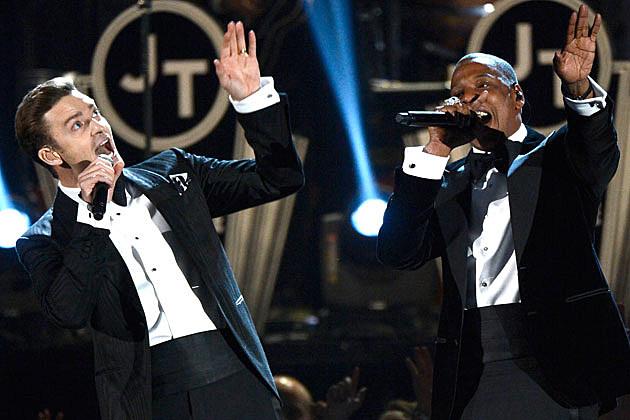 Justin Timberlake Jay-Z