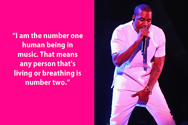 Kanye West Dumb Quote