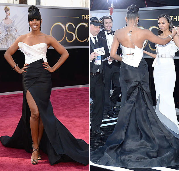 Kelly Rowland 2013 Oscars