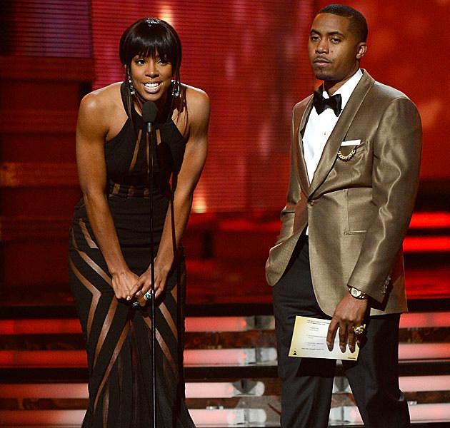 Kelly Rowland Nas