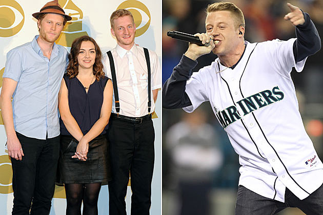 The Lumineers Macklemore
