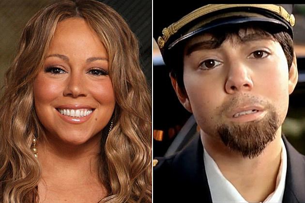 Mariah Carey in Drag