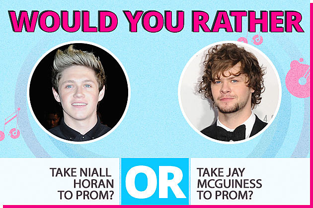 Niall Horan Jay McGuiness