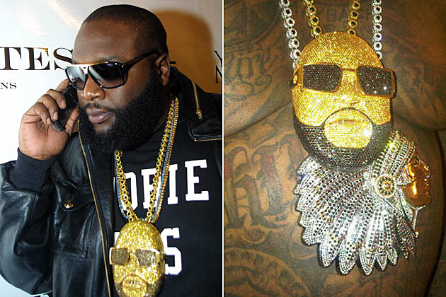 Rick Ross Chain