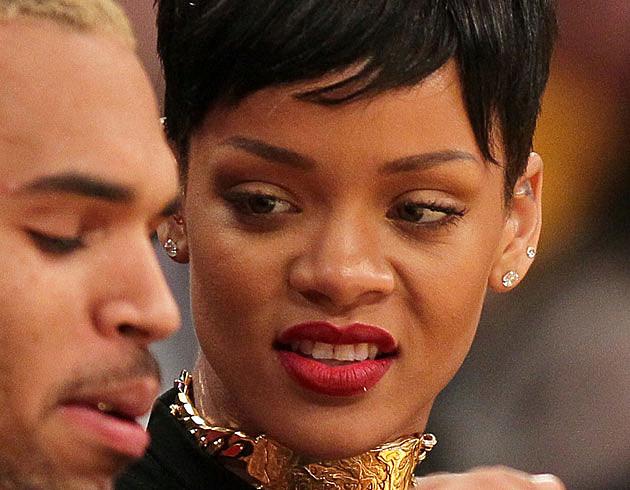Rihanna Chris Brown