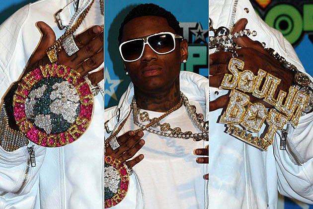 Soulja Boy Chains