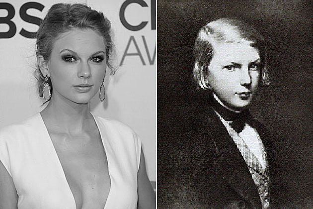 Taylor Swift Victor Hugo