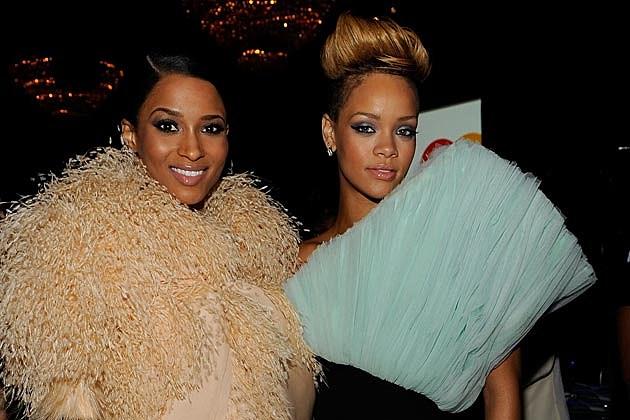 Ciara Rihanna