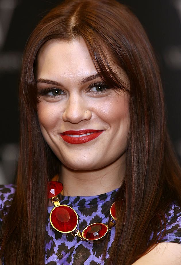 See Jessie J's Shaved Head!