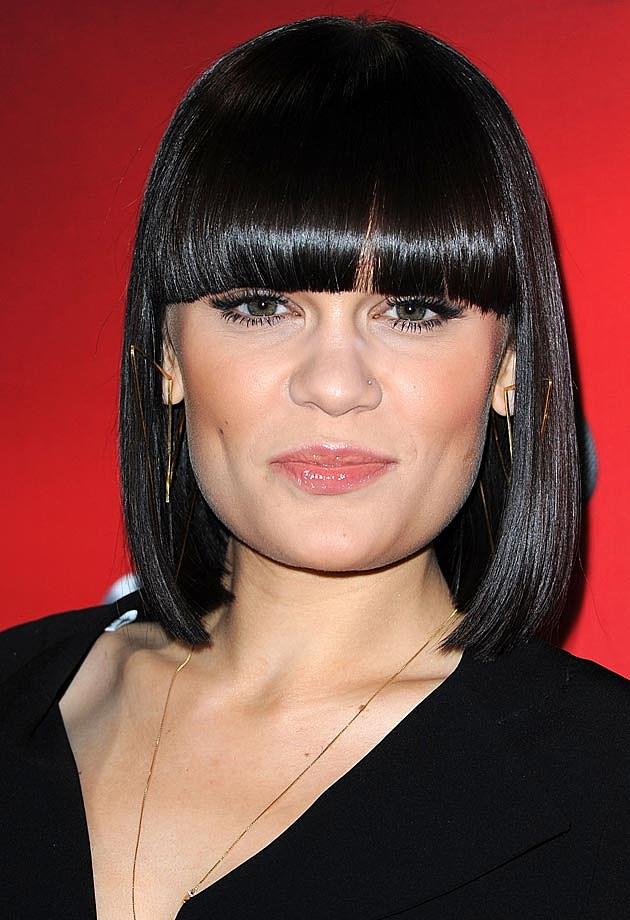 Jessie J Bangs