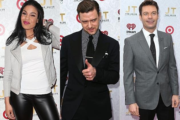 Jordin Sparks Justin Timberlake Ryan Seacrest
