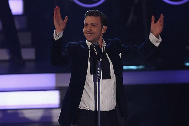 Justin Timberlake 20/20 Experience Volume 2