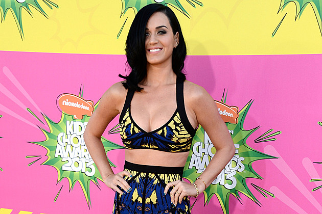 Katy Perry 2013 Kids Choice Awards