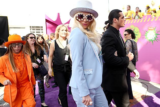 Kesha Kids Choice Awards