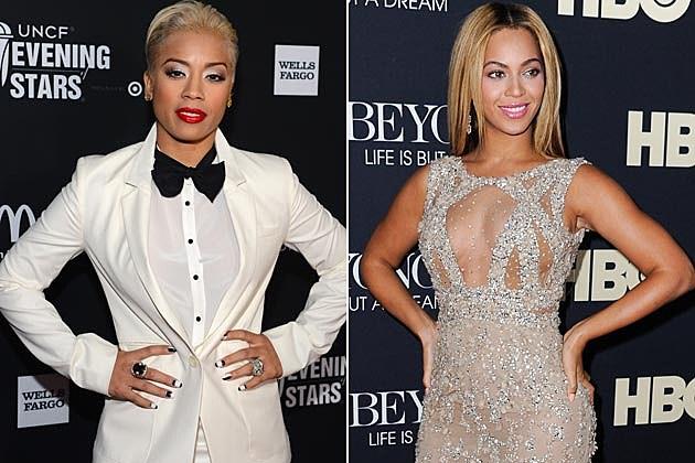 Keyshia Cole Beyonce