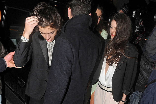 Millie Brady Harry Styles