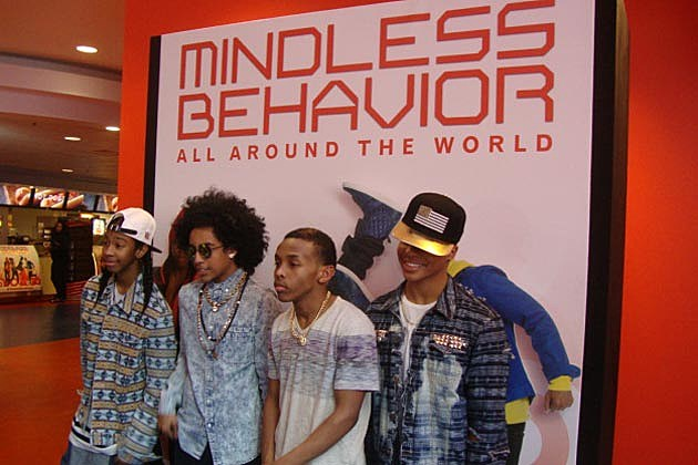 Mindless Behavior Exclusive