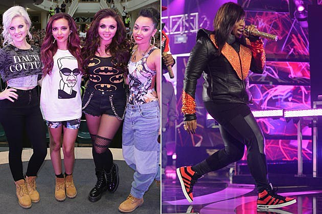 Little Mix Missy Elliott