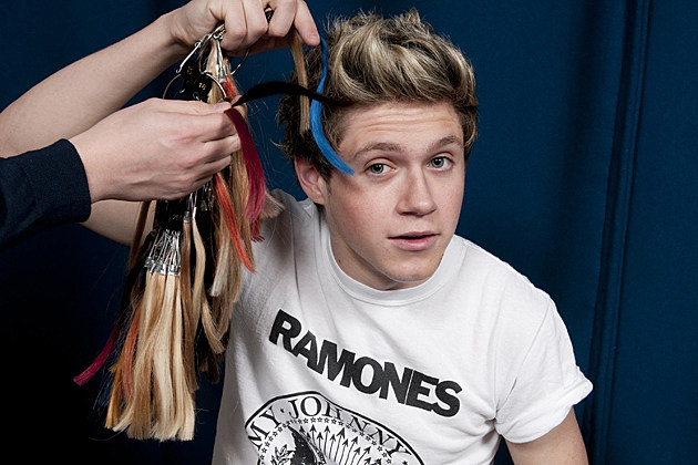 One Direction Wax Figures, Niall Horan