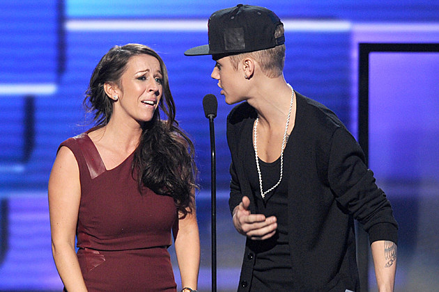 Pattie Mallette Justin Bieber