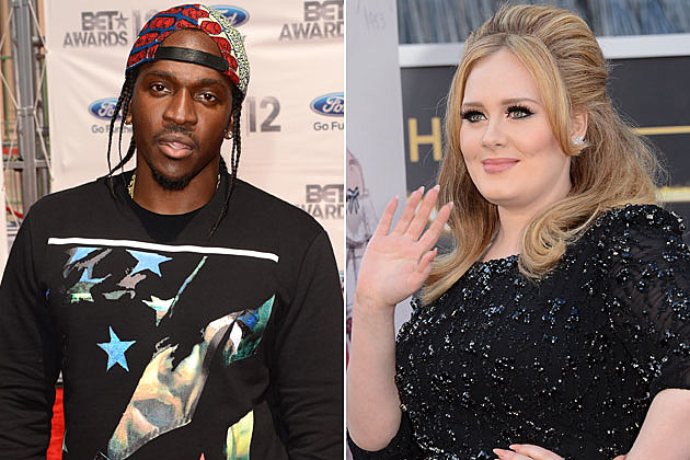 Pusha T and Adele