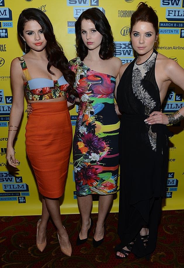 Selena Gomez Spring Breakers SXSW 2013 Dolce & Gabbana