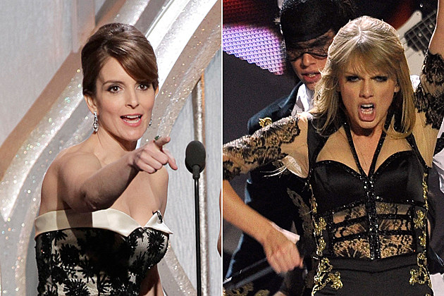 Tina Fey Taylor Swift