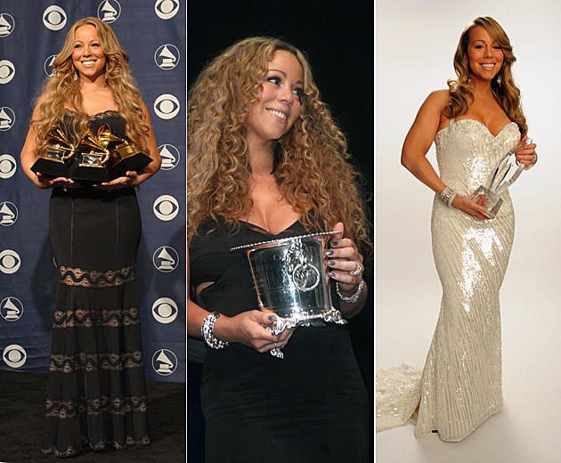Mariah Carey Grammys BMI Icon Peoples Choice