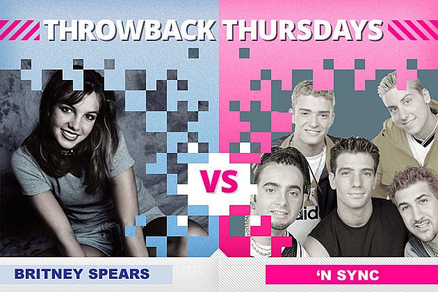 Britney Spears N Sync