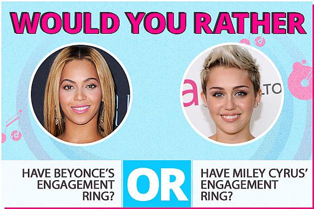 Beyonce Miley Cyrus