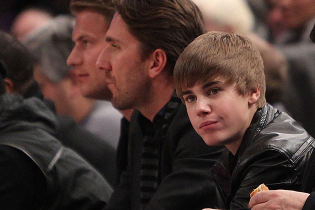 Justin Bieber Dirk Nowitzki