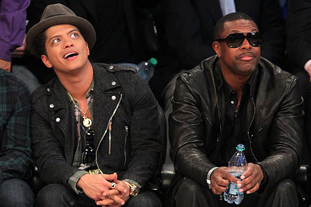 Bruno Mars Chris Tucker