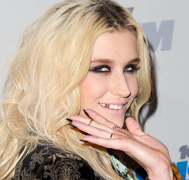 Kesha Gold Tooth
