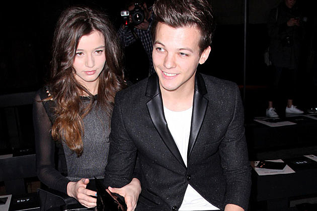 Eleanor Calder Louis Tomlinson