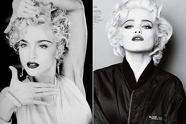 Madonna Sky Ferreira
