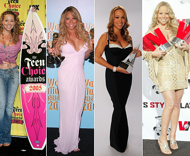 Mariah Carey Awards