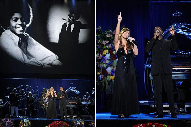 Mariah Carey Michael Jackson Tribute